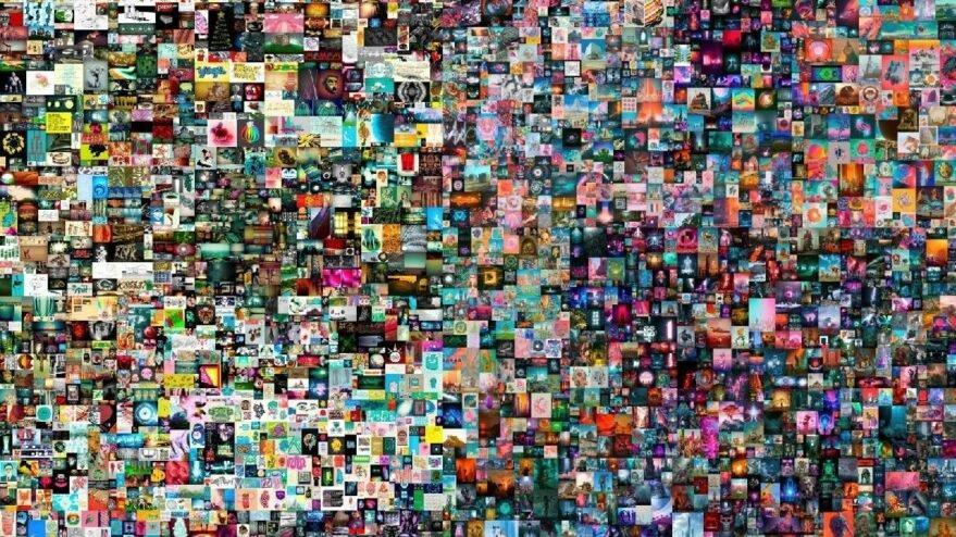 Kripto Sanat Eseri Sattı,Vergi Ödeyecek