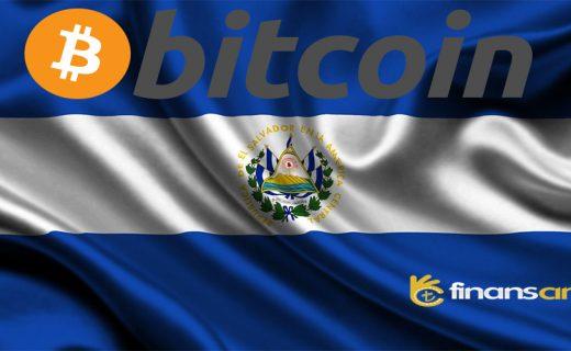 SALVADOR'DA İLK BİTCOİN ATM'Sİ