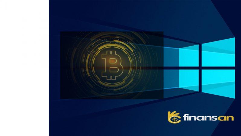 Microsoft kripto para çıkarıyor